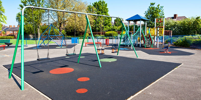 Playground Landscaping Contrators